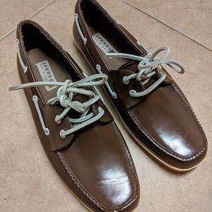 Sperry Top-Sider Rubber Waterproof Shoe Size 9